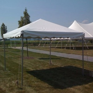 10' x 10' Frame Tent