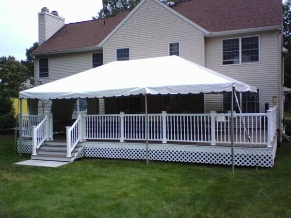 20' x 30' Frame Tent