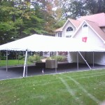 20' x 40' Frame Tent