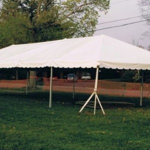 20' x 50' Frame Tent