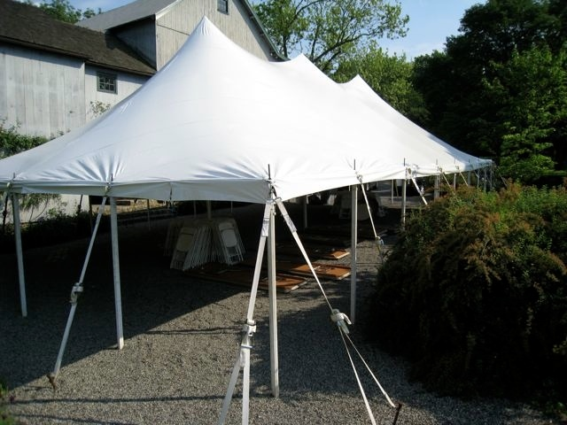 30u2032 x 60u2032 Pole Tent & 30u0027 x 60u0027 Pole Tent - Super Stuff Party Rental