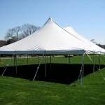 40' x 60' Pole Tent