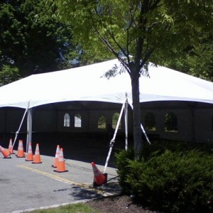 40' x 80' Frame Tent
