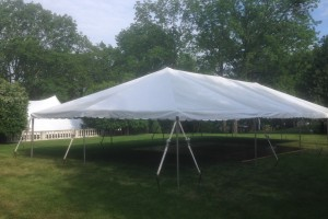 30×60 Frame tent Far Hills, NJ