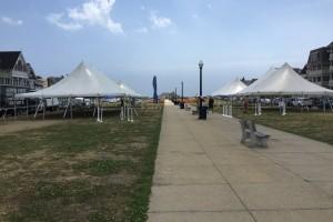30×60 pole tent 30×45 pole tent 30×40 pole tent 30×30 pole tent Ocean Grove, NJ