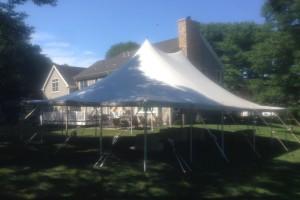 30×40 Pole Tent Randolph,NJ