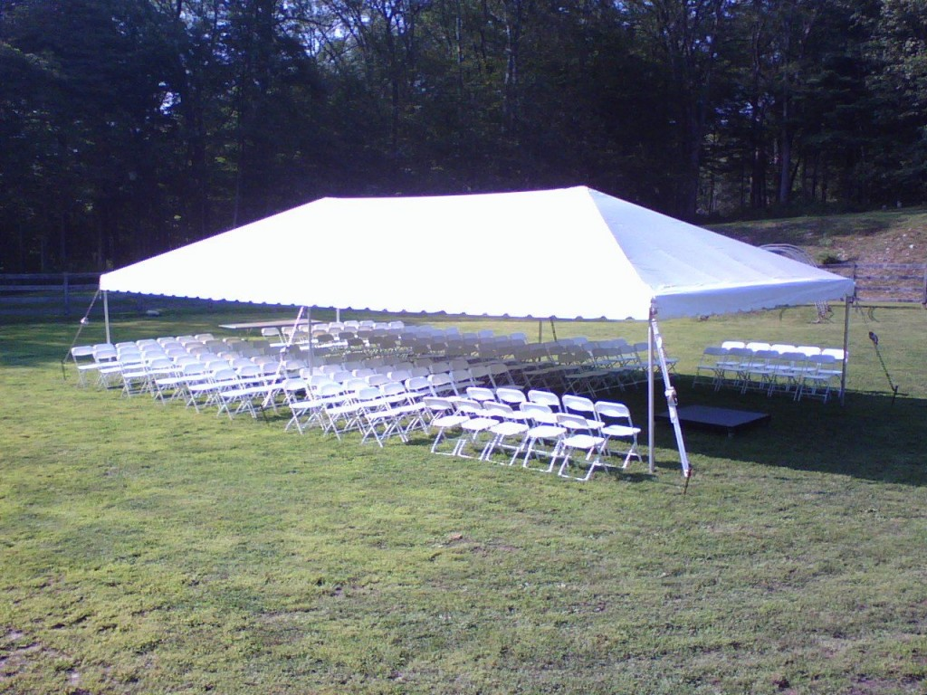 Church Event Tent Rental