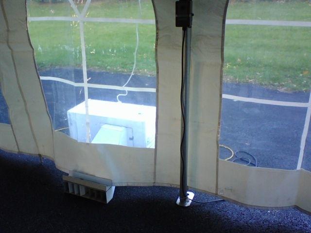 Tent Heater - 80,000 BTU
