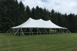 30×60 Pole Tent Belvidere,NJ