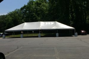 30×60 Frame Tent Hackettstown,NJ