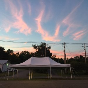 20×30 Pole Tent                  Hackettstown, NJ