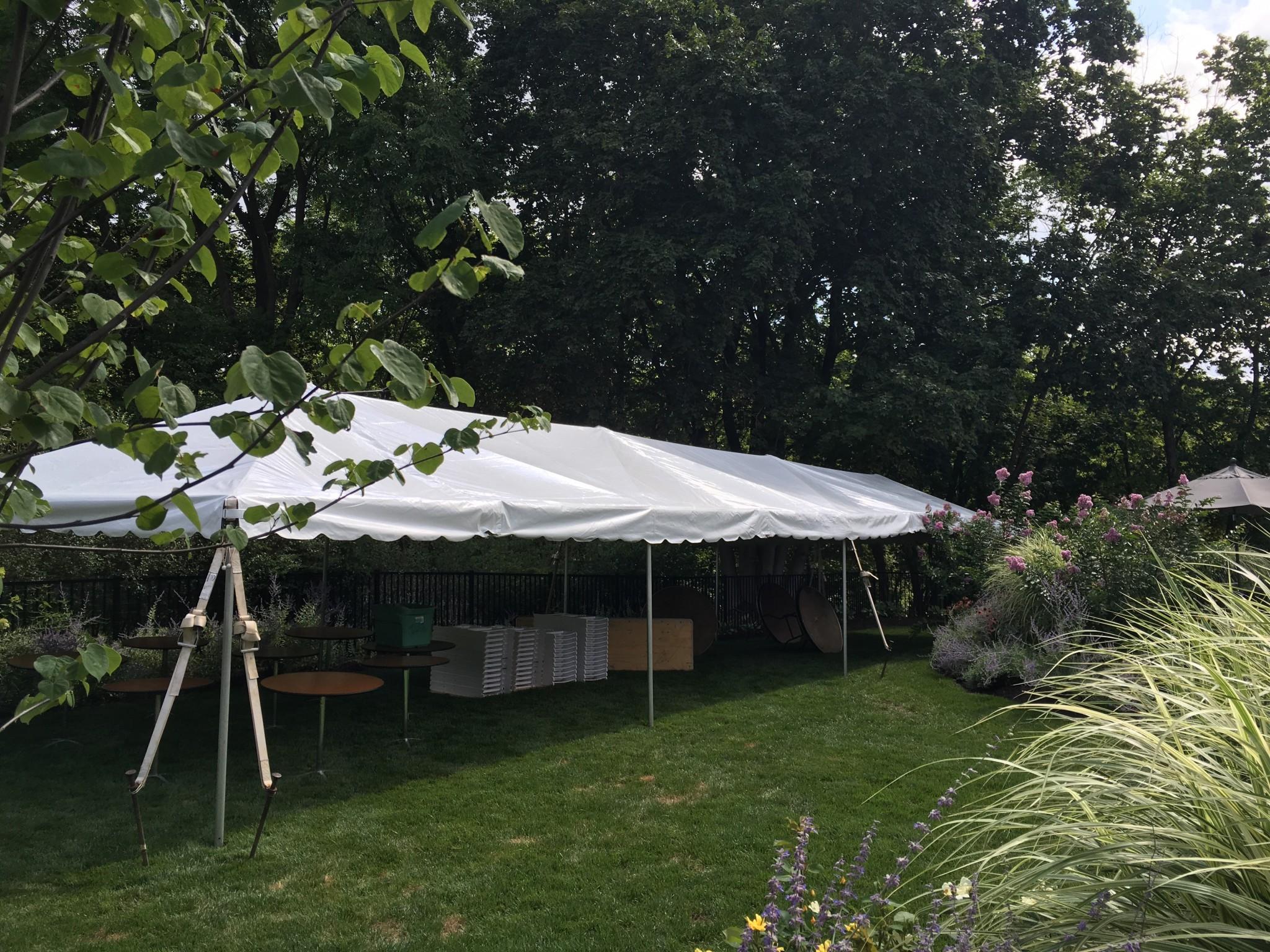... NJ 15×60 Frame Tent Hackettstown ... & Tent Rentals in NJ - Super Stuff Party Rental - Since 1982