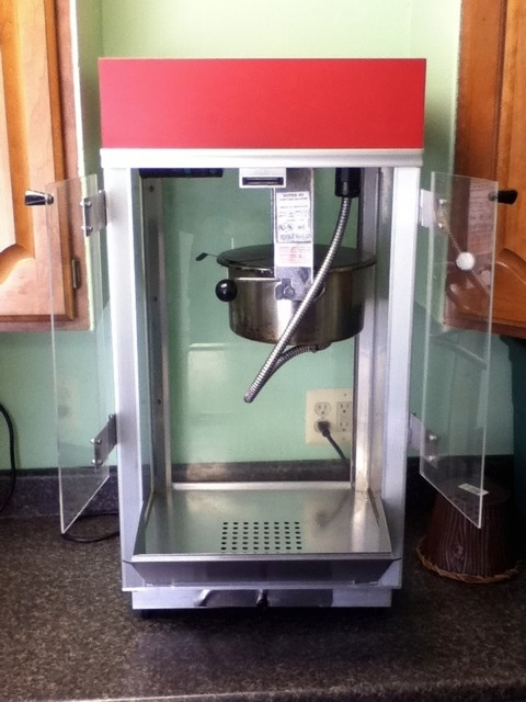 rent popcorn machine nj