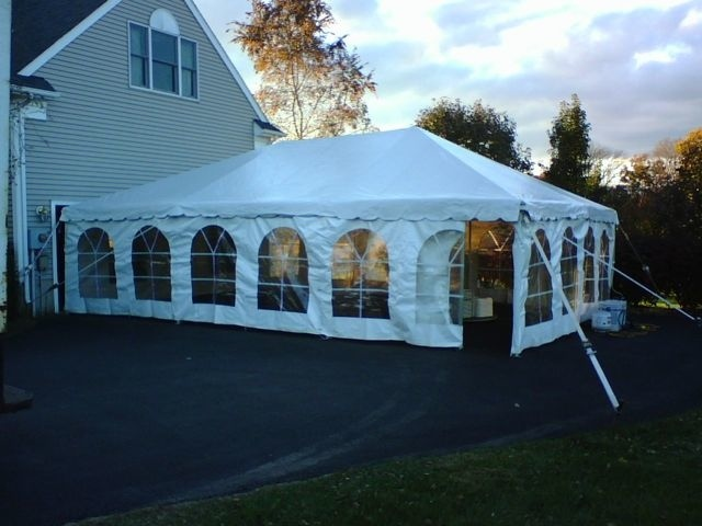 French Window Tent Sidewalls