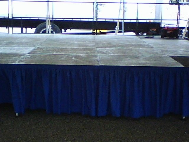 Stage Skirting