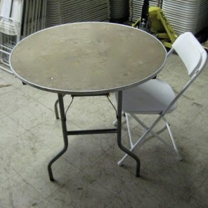 """36"""" Round Tables"""