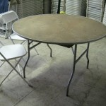 "48"" Round Tables"