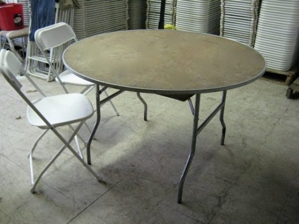 """48"""" Round Tables"""