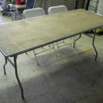 6' Banquet Tables