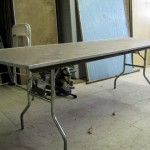 8' Banquet Tables