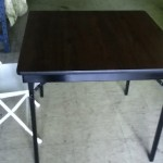"36"" Square Table"