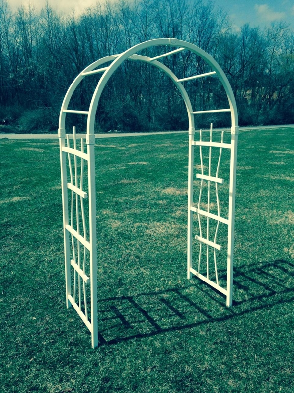Arbor Wedding Arch Super Stuff Party Rental