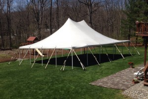 30×40 Pole Tent Flanders, NJ 07836
