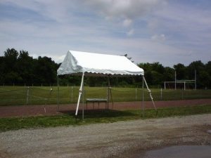 10' Wide Marquee Frame Tents