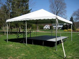 20' x 20' Frame Tent