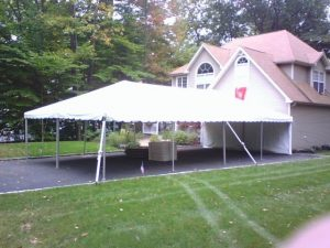 20' x 40' Frame Tent