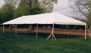 20' x 50' Frame Tent