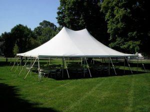 30' x 40' Pole Tent