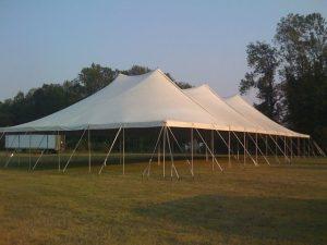 60' x 120' Pole Tent