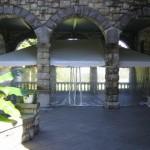 Clear Tent Sidewalls