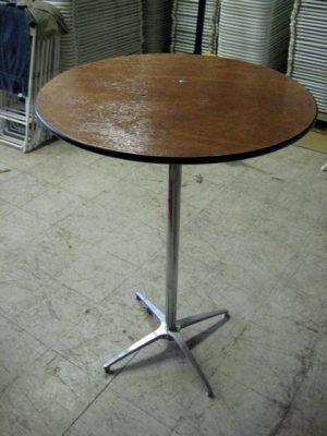 "30"" Bistro Tables - Wood"